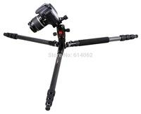 Kingjoy popular professional camera tripod for photography CC-258+QE-0T