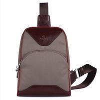 2015 Arrival Cross body bags men Good quality Canvas Designer shoulder male bag free shipping MBJ00331K