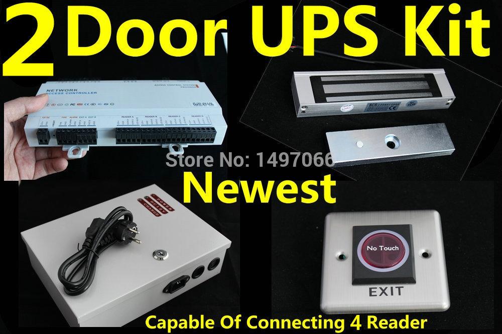 Power Access Systems Ups Power 2 Door Access