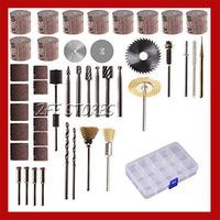 45Pcs Diamond Disc Wheel Polishing Wheel Saw Wheel set for Dremel, Proxxon Rotary tools Free Shipping