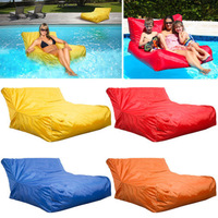 Free shipping float beanbag, water floats, floating beds on water, pool beanbag,swimming bean bag recliner