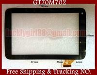 "Code: GT70M702 Original 7"" Prestigio Tablet Touch Screen /Touchscreen GT70M702 Touch Panel Digitizer Glass Sensor Replacement"