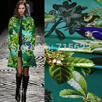 15021950 NEW design 2015 digital Printed high quality heavy Silk Satin Fabric for silk dress 140g