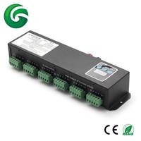 24CH rgbw dmx controller ,CE&RoHS 3 years warranty
