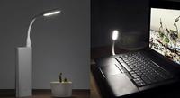 Flexible USB LED Lamp 5V 1.2W Portable USB Light LED Light with USB For Power bank Computer PC Led Lamp Protect Eyesight