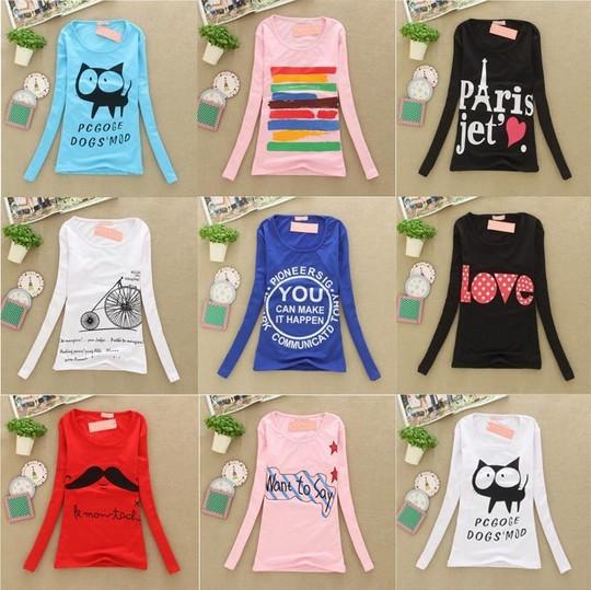 Женская футболка New mikeal] 2015 t LC2 женская футболка mikeal] 2015 tshirt batwing t kxa0