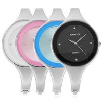 Elegant Women Girl Wrist Watch Bangle Design Casual Bracelet Watch Quartz  Watch Fashion Casual