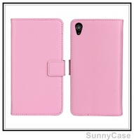 Book Flip Stand Wallet Leather Case Cover For Sony Xperia Z2 D6502, D6503, D6543