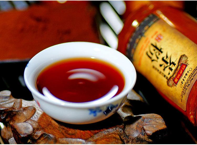 50g High Quality Puer Powder Ripe Pu er Tea Powder Shou Pu er Chinese Tea