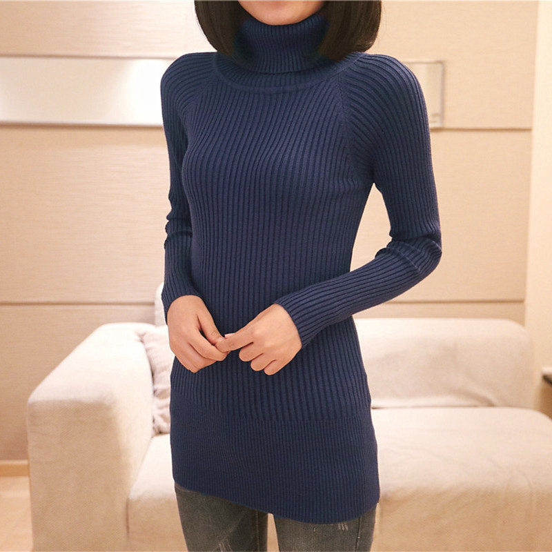 Brand New Fashion women casual O-neck flat knitted standard wool solid long sleeve cotton sweater Ln08010(China (Mainland))