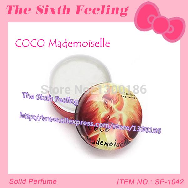 Free Shipping!Chamonix Solid Perfume And Fragrance Brand Original all Season Perfumes Lady Sexy Women girl Perfume 15ml SP-1042(China (Mainland))
