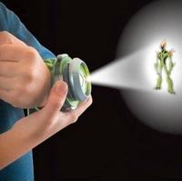 Hot Selling Ben 10 Omnitrix Style Kids Projector Watch  Ben 10 Watch Toy Ben10 Projector Medium Support Drop Shipping