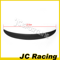 4 Series F32 ABS M Performance style Rear boot lip Spoiler, Car Wing Lip Spoiler For BMW (Fit 428 coupe only 2014)