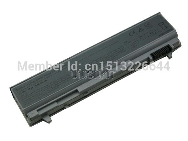 New Replace Laptop Battery for Latitude E6400 E6410 E6500 E6510 Precision M2400 M4400 M4500 M6400 C719R FU268 FU272 FU274(China (Mainland))