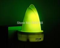 2pcs/pack light control sensor bamboo shoots shape night lights, LED energy saving 0.1W, LED-411, free shipping