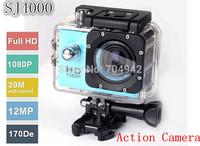 SJ4000 Action Camera Diving 30M Waterproof Camera 1080P Full HD Helmet Camera Underwater Sport Cameras Sport DV