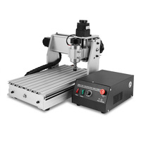 3020T 4 AXIS CNC ROUTER ENGRAVER ENGRAVING MACHINE MILLING DRILLING CRAFTS ARTS CUTTING TOOLS CUTTER WOOD