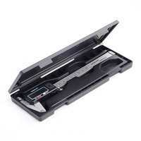 6'' 150mm Digital Electric Caliper LCD Stainless Inbox Micrometer Measuring Tool