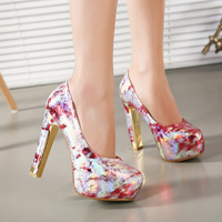 HOT Sales new 2015 elegant women's pumps  fashion thin heels shoes sexy high-heeled women shoes  size34-39