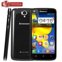 Original Lenovo A388t SC8830 Quad Core 5 Inch 4G 854*480 IPS Screen Android 4.1 Dual Camera 5MP Mobile Phone WIFI GPS Bluethooch