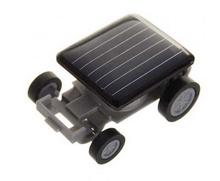 World's Smallest Solar Power Mini Car(China (Mainland))