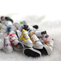 2015 New Fashion PU canvasshoes boots for doll 3.8cm - 15 styles available FREE SHIPPING Cute Newest