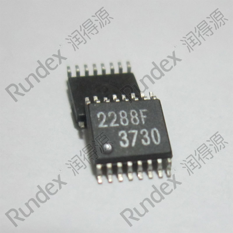BU2288FV 2288F DVD audio / video reference clock generation circuit genuine goods(China (Mainland))