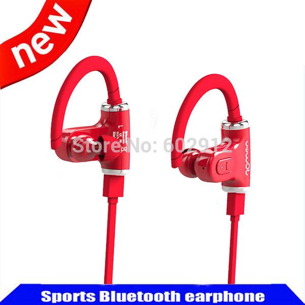 China S530 Sport Sweatproof Stereo Noise Isolating Wireless Bluetooth Headset Headphone Earphone Earbuds Ear Hook w/ Microphone(China (Mainland))