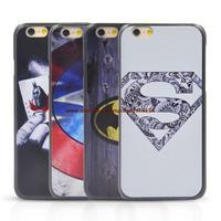 "Case For iPhone 6 4.7"" Marvel Captain America, Marvel Hero Captain America Design For iPhone 6 Case"