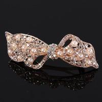 Tiara Noiva 2014 Real Bridal Hair Accessories Korean Bow Hairpin Headdress Wholesale New Alloy Spring Taobao Explosion Models