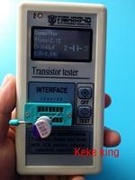 Digital Component Transistor Tester ESR Meter Diode Triode Capacitance INDUCTOR
