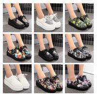Harajuku platform shoes platform shoes women's shoes 2014 vivi fashion british style vintage single shoes
