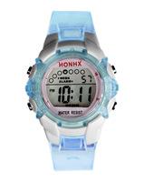 50pcs Watch children watch electronic watches wholesale HONHX female models LED Watch 62B