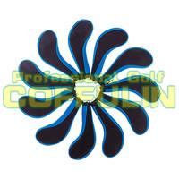 MB CB AP1/AP2 714 Gm's Golf Irons Zipper HeadCovers Nylon Head Covers Golf Clubs Covers Wholesale