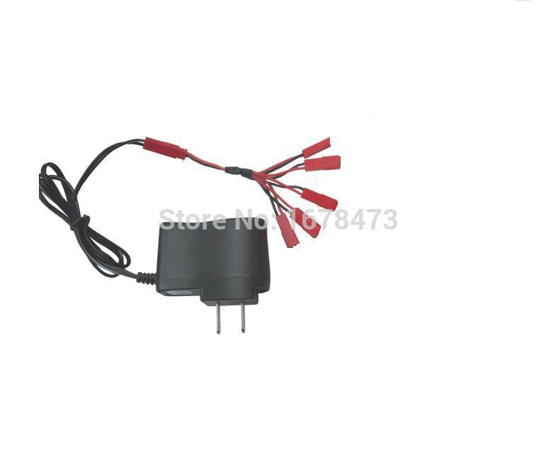 charger with JST plug cable for 3 7V li po battery free shipping