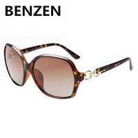 2015 Women Sunglasses  Polarized UVA UVB  Gafas De Sol Female Sun Glasses Oculos De Sol Feminino  With Case 6027
