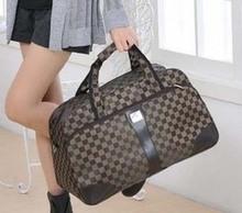 ماء حقائب اليد النسائية أزياء النايلون حقيبة السفر حقائب السفر المحمولة سعة كبيرة للنساء والرجال الشحن مجانا(China (Mainland))