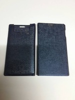 2pcs/lot Free Shipping Original Protective Flip Leather Case For 4.5inch Star S1W  Blue Color Holster Case