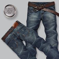 Free shipping Jeans for men, fashionable casual jeans men, Men's jeans high quality, size 28 38
