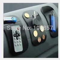 Silicone Skin Mat Car Pad Anti skid Mat Non-slip Pad Holder Car Anti slip mat for phone pad MP3 MP4