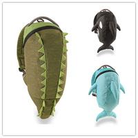 Retail- Dolphin Whale Crocodile Animal Modleling Bag/Children's rucksack/Kids waterproof Bakpack/Infant&Toddler's Daysack