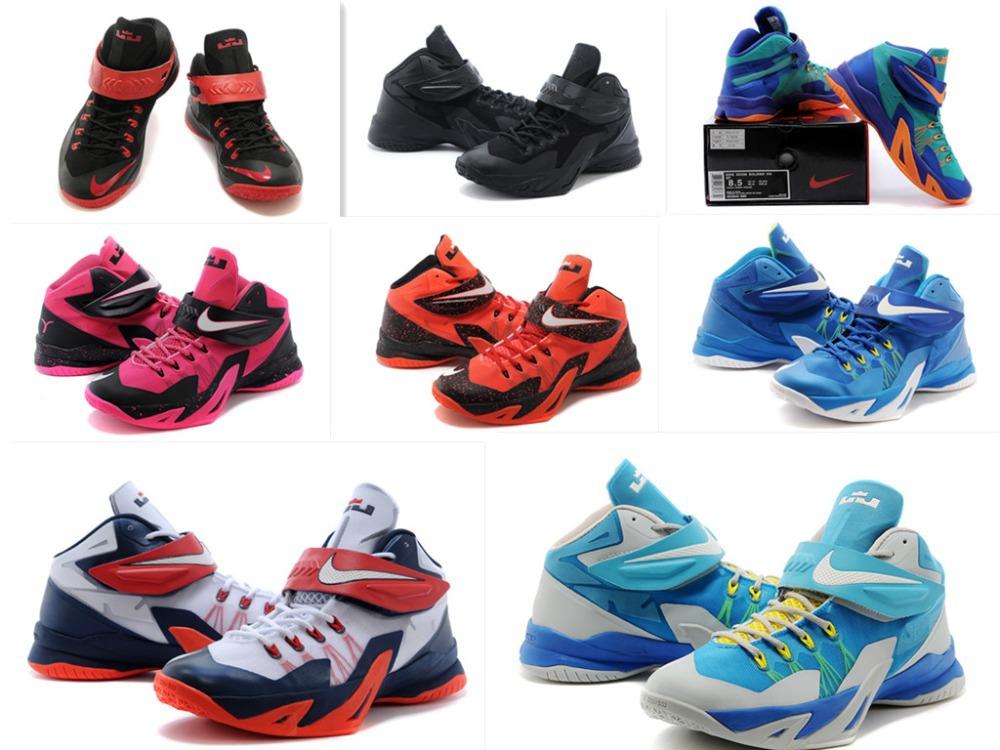 Lebron james shoes 8