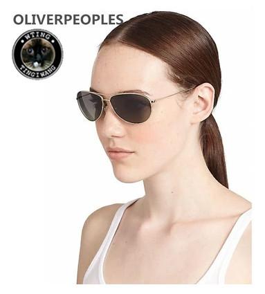 2015 hot selling People eyewear brand golden sunglasses fashion aviator eyeglasses super star best love sun glasses(China (Mainland))