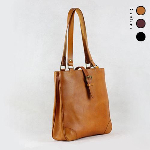 Devonshire Tan Leather Shoulder Bag 30
