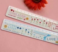 Ruler. New metal 15cm Rulers, Home ruler, Kawaii stationery, Free shipping (ss-a420)