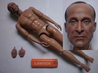 1/6 DID German WAFFEN MEDIC OPERATION Peter:Nude body+head sculpt