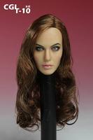 1/6 CGL T-10 Angelina Jolie head sculpt