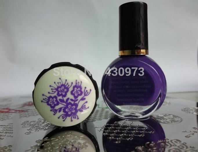3 Bottle/LOT New Nail Polish/stamp polish Wholesale price 33 colors Optional 10ml Free Shipping Konad Stamping Nail Art varnish(China (Mainland))