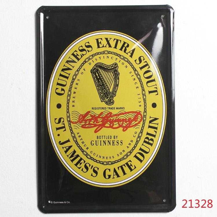 Guinness Vintage Poster 47