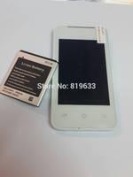 5pcs/Lot Original Android Phone Capacity 2500Mah Battery For 3.5inch  H-Mobile F1  MTK6572 Origina Phone Battery Free shipping